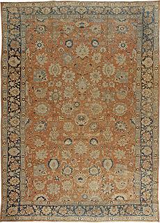 A Persian Tabriz rug BB5553