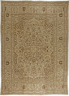 A Persian Tabriz carpet BB5587
