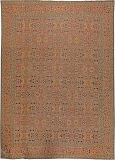 A Persian Tabriz rug BB5596