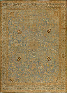 A Persian Tabriz Rug BB5439
