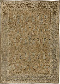 A Persian Tabriz Rug BB5516