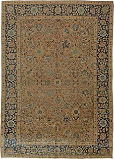 A Persian Tabriz Rug BB5519