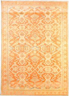A Cotton Agra rug BB3975