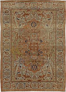 A Persian Tabriz Rug BB5421