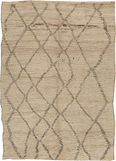 A Moroccan Rug BB5432
