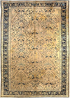A Chinese carpet BB1941