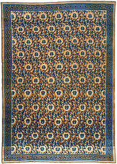 A Chinese rug BB3033