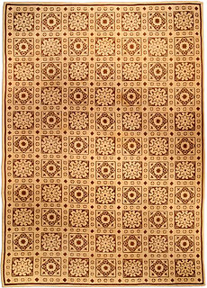 An Aubusson carpet BB4184