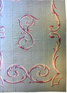 A French Aubusson rug BB2797