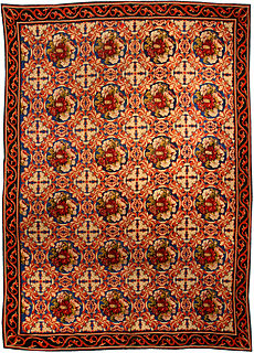 A Needlework carpet BB4133