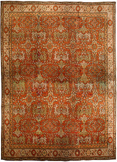 An English Axminster carpet BB1796