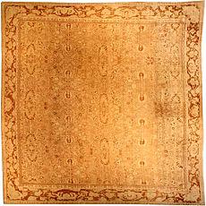 An Indian Agra rug BB2546