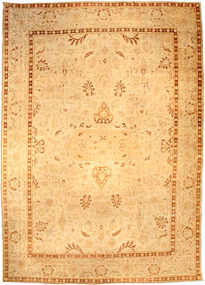 An Indian Amritsar rug BB3677