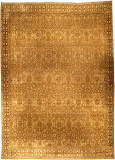 An Indian Amritsar carpet BB4250