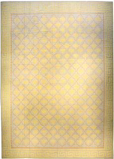 An Indian Dhurrie Carpet BB2398