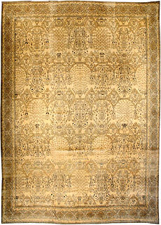An Indian carpet BB3324