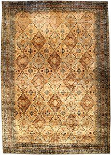 An Indian carpet BB4190
