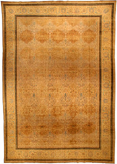 An Indian carpet BB4494