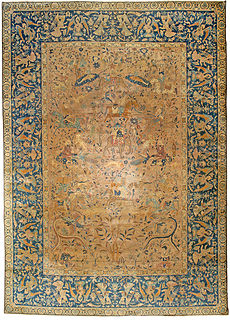 An Indian Carpet BB1745