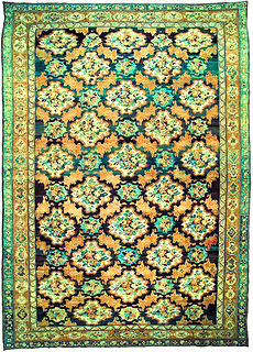 A Persian Bakhtiari rug BB2771