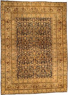 A Persian Kashan carpet BB4306