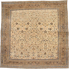 A Persian Khorassan rug BB3662