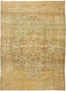 A Persian Kirman carpet BB2670
