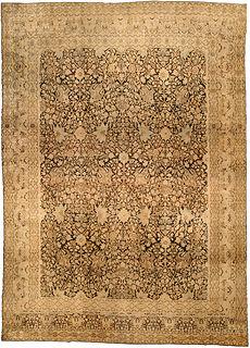 A Persian Tabriz rug BB4355