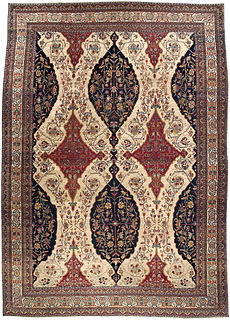 A Persian Kirman rug BB3727