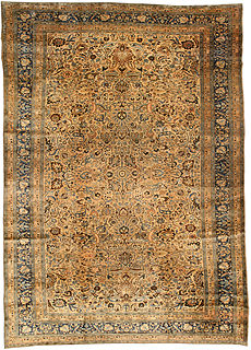 A Persian Meshad carpet BB2444