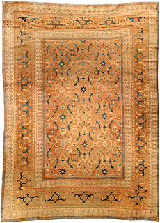 A Persian Meshad carpet BB4195