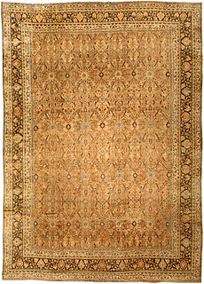 A Persian Meshad carpet BB4658