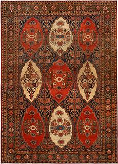 A Persian Senneh carpet BB2628