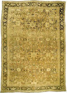 A Persian Sultanabad carpet BB2973