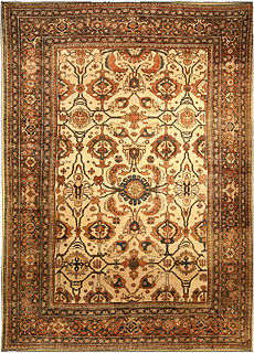 A Persian Sultanabad carpet BB4053