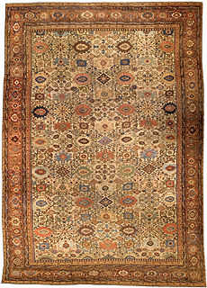A Persian Sultanabad rug BB4226