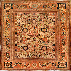 A Persian Sultanabad carpet BB4294