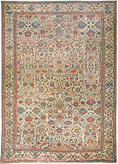 A Persian Sultanabad rug BB4605