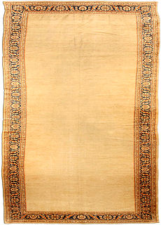 A Persian Sultanabad carpet BB3711