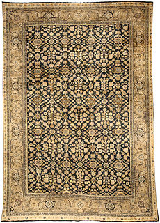 A Persian Sultanabad rug BB3820