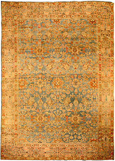 A Persian Sultanabad rug BB3762