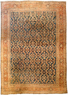 A Persian Sultanabad rug BB4496
