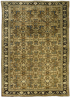 A Persian Sultanabad carpet BB0522