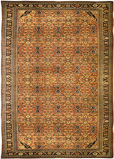 A Persian Sultanabad rug BB0209