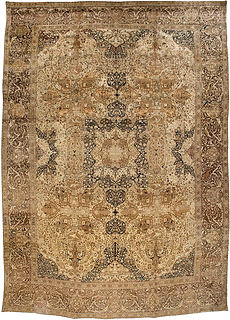 A Persian Tabriz carpet BB0917
