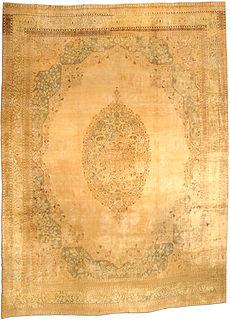 A Persian Tabriz rug BB1534