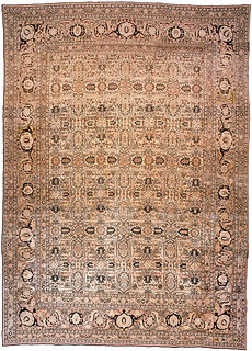 A Persian Tabriz carpet BB1931