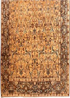A Persian Tabriz rug BB2982