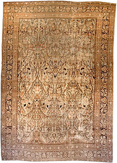 A Persian Tabriz ( size adjusted) BB3902