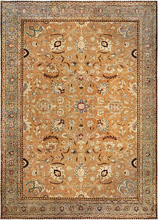 A Persian Tabriz rug BB4081